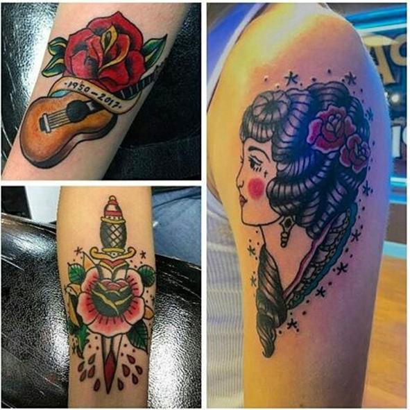 Best Tattoos in Las Vegas